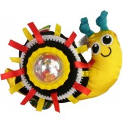 Lamaze snail beads rattle