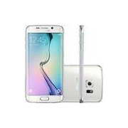 Smartphone Samsung Galaxy S6 Edge Desbloqueado Vivo Android 5.0 Tela 5.1 64GB 4G 16MP - Branco