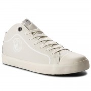 Pepe Jeans Trampki PEPE JEANS - Industry Pro B&W PMS30428 Factory White 801
