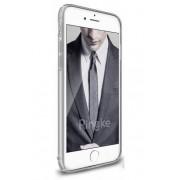 Husa Protectie Spate Ringke Slim Frost Grey pentru Apple iPhone 7 si folie protectie display