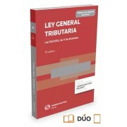 Aa.Vv Ley general tributaria (duo papel + ebook)