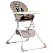 Столче за хранене Cherry, Moni, зелено, 356242