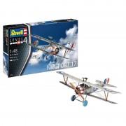 Revell modell szett Nieuport 17 repülőgép makett 63885