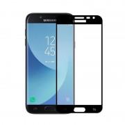 Folie din sticla temperata full size pentru Samsung J3 2016 - Negru