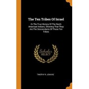 The Ten Tribes of Israel: Or the True History of the North American Indians, Showing That They Are the Descendants of These Ten Tribes, Hardcover/Timothy R. Jenkins