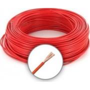MKH 0.5 (H05V-K) Sodrott erezetű Réz Vezeték - Piros