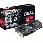 Grafička kartica Asus AMD Radeon RX 580 Dual Overclocked 8 GB GDDR5-RAM PCIe x16 HDMI™, DVI, DisplayPort