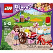 LEGO Friends Olivias Ice Cream Bike 41030 Building Set