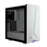 Carcasa Corsair Carbide Series Spec-06 RGB, MidTower (Alb)