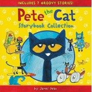 Pete the Cat Storybook Collection: 7 Groovy Stories!, Hardcover/James Dean