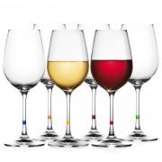 Tescoma UNO VINO Pahare pentru vin 350 ml, 6 buc