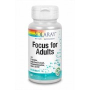 Solaray Focus for adults L-tyrosine & GABA 60vc