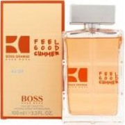 Boss Hugo Boss Boss Orange Feel Good Summer Eau de Toilette 100ml Spray