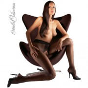 Crotchless Tights black M