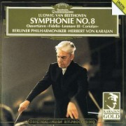 L Van Beethoven - Symphony No.8 (0028943900522) (1 CD)