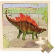Wild Republic Puzzle Jigsaw Stegosaurus