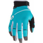 Oneal Revolution Guantes Negro Turquesa M