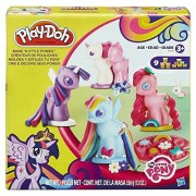 Play Doh My Little Pony Make N Style Ponies, 4 Molds To Create Each Type Of Pony: Earth, Pegasus, Unicorns And Princesses