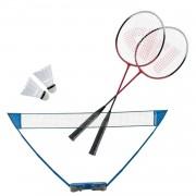 Donnay badmintonset 300 x 155 cm 6-delig
