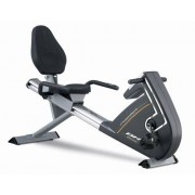 Bicicleta Reclinada Comfort Evolution Program de BH Fitness