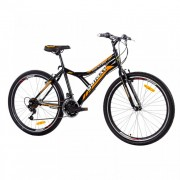 Mountin Bike Casper 260 26in 18 crna-narandžasta