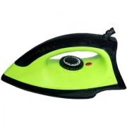 SAHI TIGER DRY IRON (GREEN BLACK) LIGHT WEIGHT