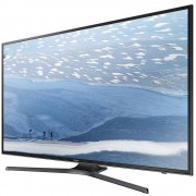 "Samsung 55"" 55KU6072 4К LED TV, SMART, 1300 PQI, QuadCore, DVB-TC(T2 Ready), Wireless, Network, PIP, 3xHDMI, 2xUSB, Black"