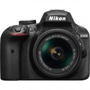 Nikon d3400 + 18-55mm af-p dx vr - nero - 2 anni di garanzia