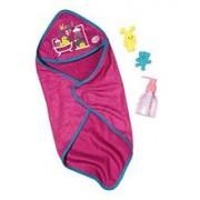 Jucarie Baby Born Bathing Accessory Set
