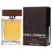 Eau de Toilette Dolce e Gabbana The One Men 100ml