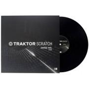 Native Instruments Traktor Scratch Ctrl. Vinyl BK