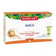 Super Diet Maca Bio Witalność i pożądanie 20 x 15 ml