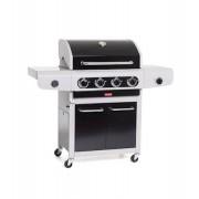 Barbecook Gasolgrill Siesta 412 Svart