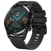 """Reloj Smartwatch Huawei GT 2 Sport color negro, AMOLED 1.39"""" compatible Android/IOS, LATONA-B19S/55024338"""