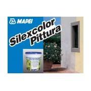 SILEXCOLOR PITTURA 20KG RAL1013 Vopsea silicatica permeabila la vaporii de apa pentru protectia si decorarea suprafetelor pe baza de ciment var ciment