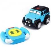 Детска играчка, Bburago Junior - Джийп кола с дистанционно управление, 095009