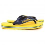 HavaianasYellow and Navy Flip-Flops29/30 (UK 10/11)