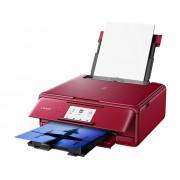 Canon PIXMA TS8152 Multifunctionele inkjetprinter Printen, Scannen, Kopiëren WiFi, Bluetooth, Duplex