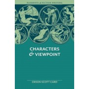 Characters & Viewpoint, Paperback