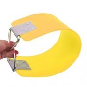 ELECTROPRIME® Kids Swinging Fun Outdoor Play Toy Swing Seat w/ Triangle Hardware Yellow