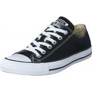 Converse Chuck Taylor All Star Ox Canvas Black, Skor, Sneakers och Träningsskor, Låga sneakers, Svart, Unisex, 43