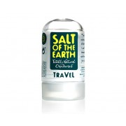 Sealth of the Earth Salt of the Earth Travel, min. deodorant cest. balenie 50g
