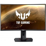 "ASUS TUF Gaming VG27WQ 27"", 1 ms, 165 Hz, Curved, HDR 400, FreeSync Premium, 1440p / 2K Геймърски монитор за компютър"