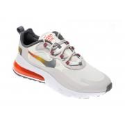 Pantofi sport NIKE albi, Air Max 270 Se, din material textil