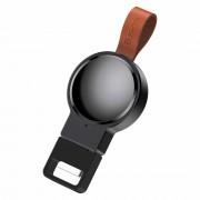 Baseus Dotter Wireless Charger - докинг станция за зареждне на Apple Watch (черен)