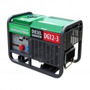 Dizel trofazni agregat DG12-3 (13,8kw)