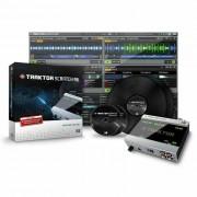 Native Instruments Traktor Scratch A6 Interface Áudio USB