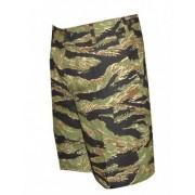 Annan Tillverkare Tactical BDU Shorts (Färg: Tigerstripe, Storlek: M)