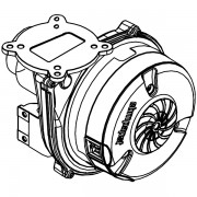 Ventilator NRG 118 33kW