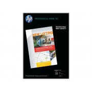 HP Papel de inyección de tinta mate profesional HP 120 gramos/m² - 100 hojas/A3/297 x 420 mm (Q6594A)